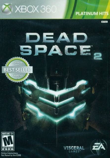 Dead Space 2 (Platinum Hits) - Microsoft Xbox 360 Game