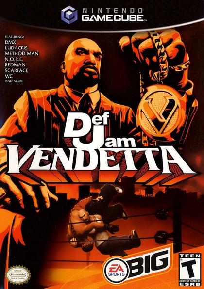 Def Jam Vendetta - Nintendo GameCube Game