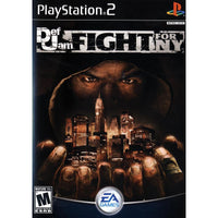 Def Jam: Fight for NY - PlayStation 2 (PS2) Game