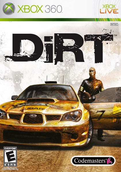 Dirt - Microsoft Xbox 360 Game