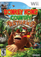 Donkey Kong Country Returns - Nintendo Wii Game