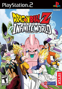 Dragon Ball Z: Infinite World - PlayStation 2 (PS2) Game