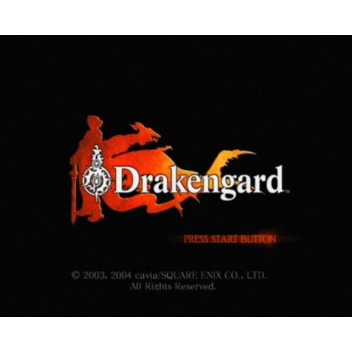 Drakengard - PlayStation 2 (PS2) Game Complete - YourGamingShop.com - Buy, Sell, Trade Video Games Online. 120 Day Warranty. Satisfaction Guaranteed.