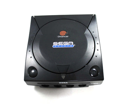 Sega Dreamcast Sports Edition Black Console