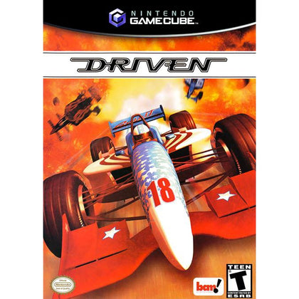 Driven - Nintendo GameCube Game