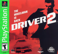 Driver 2 (Greatest Hits) - PlayStation 1 (PS1) Game