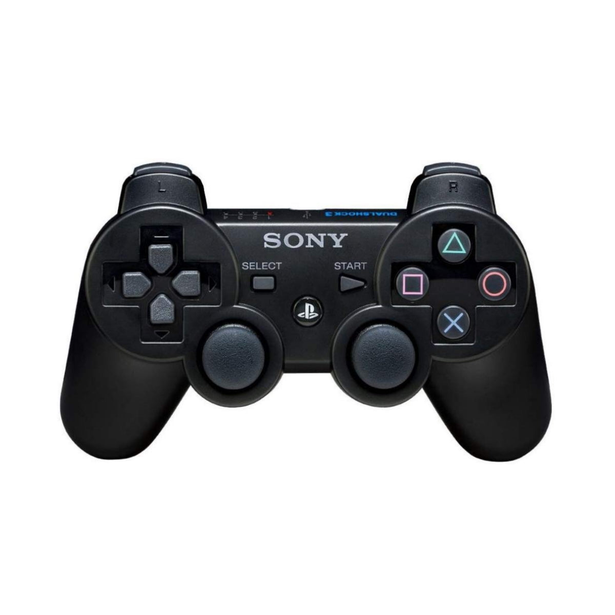 Sony PlayStation 3 (PS3) DualShock 3 Analog Controller - Black