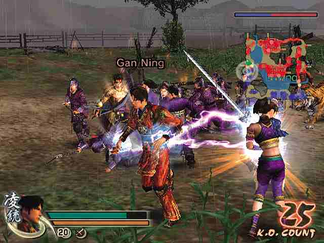 Dynasty Warriors 5 - PlayStation 2 (PS2) Game