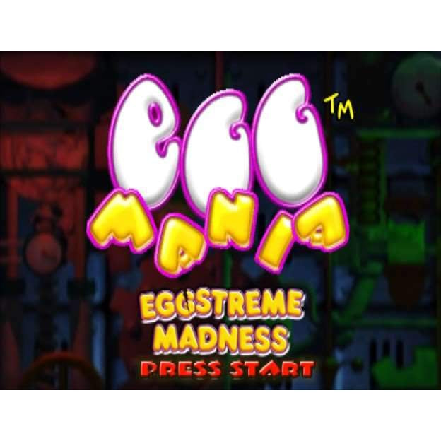 Egg Mania: Eggstreme Madness - GameCube Game Complete - YourGamingShop.com - Buy, Sell, Trade Video Games Online. 120 Day Warranty. Satisfaction Guaranteed.