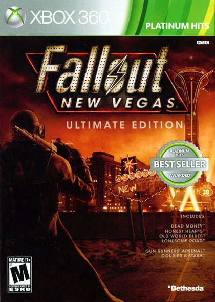 Fallout: New Vegas: Ultimate Edition (Platinum Hits) - Microsoft Xbox 360 Game