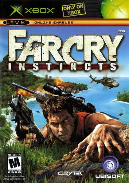 Far Cry Instincts - Microsoft Xbox Game