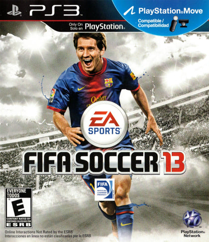 FIFA Soccer 13 - PlayStation 3 (PS3) Game