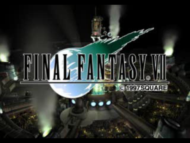 Your Gaming Shop - Final Fantasy VII (Greatest Hits) - PlayStation 1 (PS1) Game