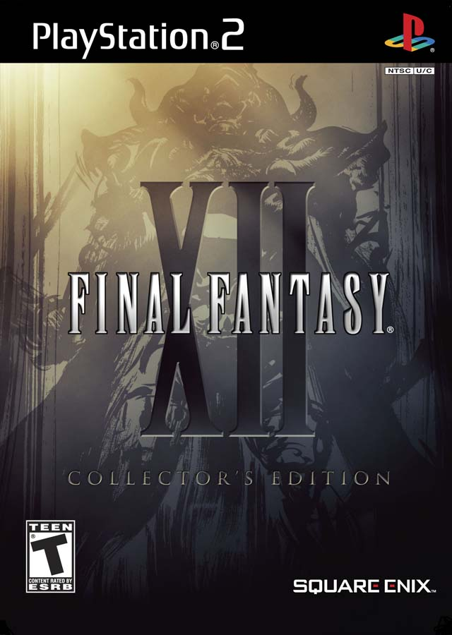 Final Fantasy XII (Collector's Edition) - PlayStation 2 (PS2) Game