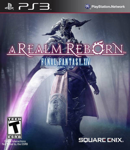 Final Fantasy XIV: A Realm Reborn - PlayStation 3 (PS3) Game