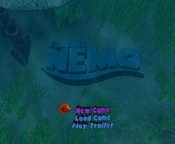 Finding Nemo - PlayStation 2 (PS2) Game