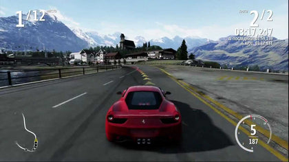 Forza Motorsport 4 - Xbox 360 Game