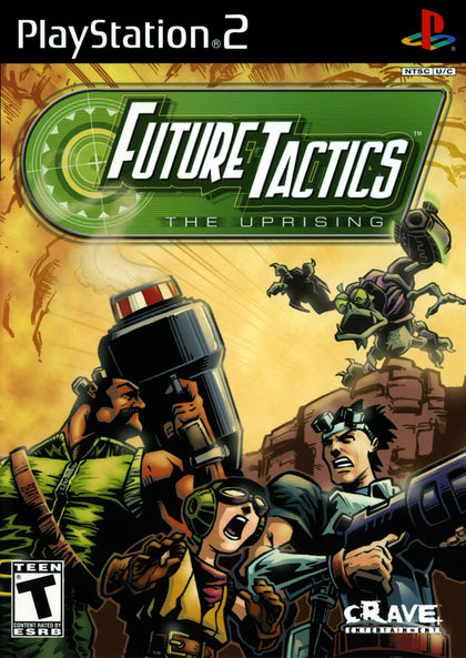 Future Tactics: The Uprising - PlayStation 2 (PS2) Game
