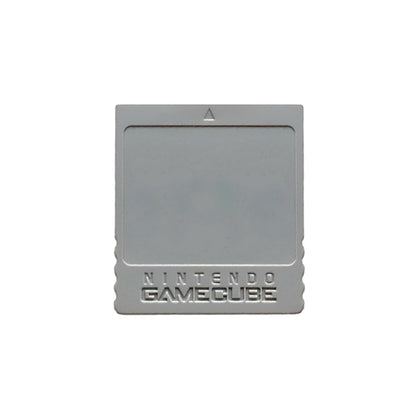 Nintendo GameCube Memory Card 59 - YourGamingShop.com - Buy, Sell, Trade Video Games Online. 120 Day Warranty. Satisfaction Guaranteed.