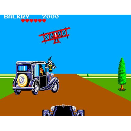 Gangster Town - Sega Master System Game Complete - YourGamingShop.com - Buy, Sell, Trade Video Games Online. 120 Day Warranty. Satisfaction Guaranteed.