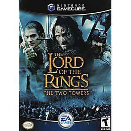 Lord of the Rings Two Towers - GameCube Game - YourGamingShop.com - Buy, Sell, Trade Video Games Online. 120 Day Warranty. Satisfaction Guaranteed.