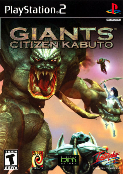 Giants: Citizen Kabuto - PlayStation 2 (PS2) Game