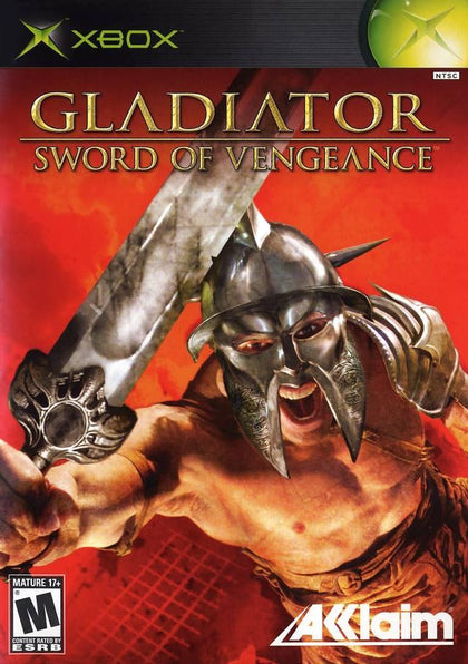 Gladiator: Sword of Vengeance - Xbox Game