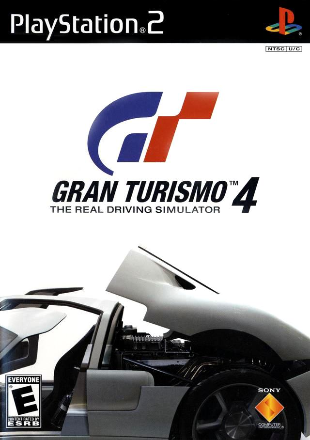 Gran Turismo 4 - PlayStation 2 (PS2) Game
