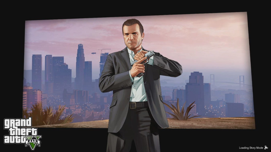 Grand Theft Auto V - PlayStation 3 (PS3) Game