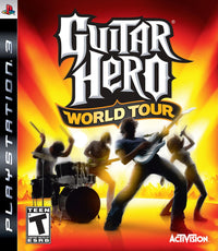 Guitar Hero: World Tour - PlayStation 3 (PS3) Game