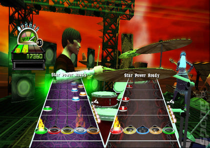 Guitar Hero: World Tour - Nintendo Wii Game
