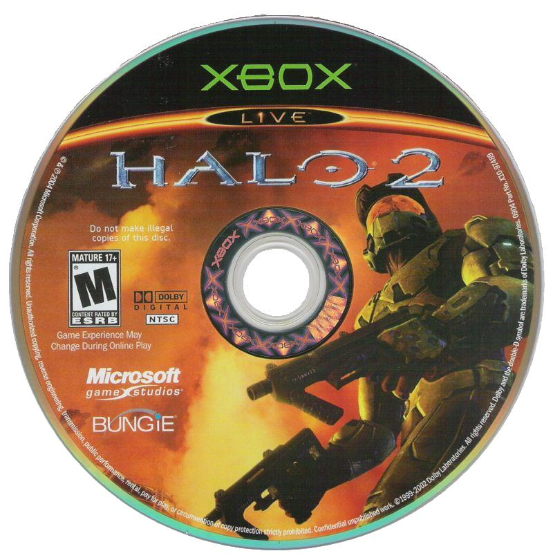 Halo 2 - Microsoft Xbox Game