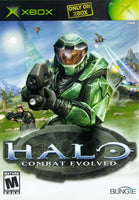 Halo: Combat Evolved - Microsoft Xbox Game