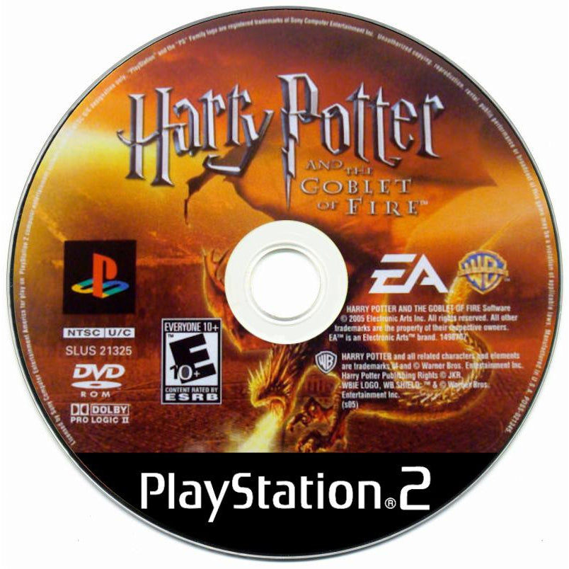 Harry Potter and the Goblet of Fire - PlayStation 2 (PS2) Game Complete - YourGamingShop.com - Buy, Sell, Trade Video Games Online. 120 Day Warranty. Satisfaction Guaranteed.