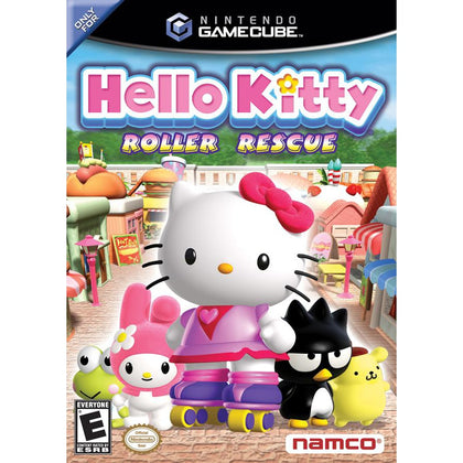 Hello Kitty: Roller Rescue - GameCube Game