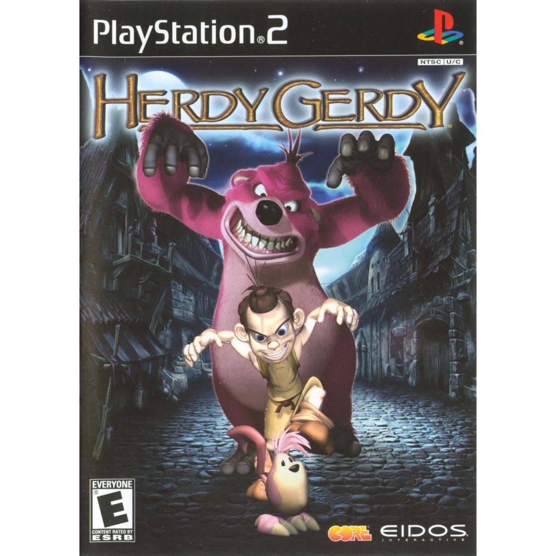 Herdy Gerdy - PlayStation 2 (PS2) Game Complete - YourGamingShop.com - Buy, Sell, Trade Video Games Online. 120 Day Warranty. Satisfaction Guaranteed.
