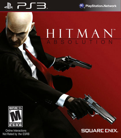 Hitman: Absolution - PlayStation 3 (PS3) Game