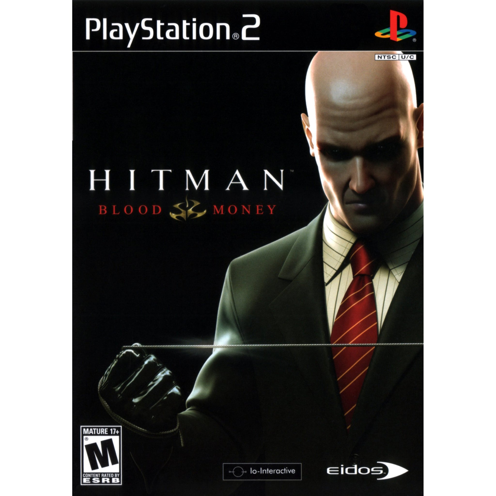 Hitman: Blood Money - PlayStation 2 (PS2) Game