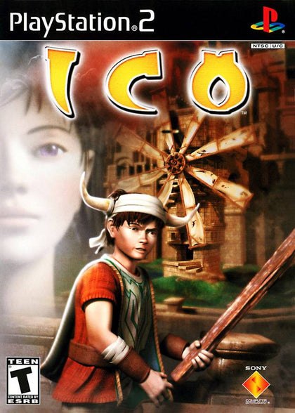 Ico - PlayStation 2 (PS2) Game