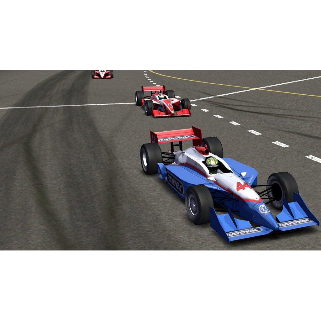 IndyCar Series - PlayStation 2 (PS2) Game Complete - YourGamingShop.com - Buy, Sell, Trade Video Games Online. 120 Day Warranty. Satisfaction Guaranteed.