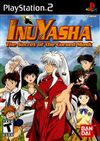 InuYasha: The Secret of the Cursed Mask - PlayStation 2 (PS2) Game