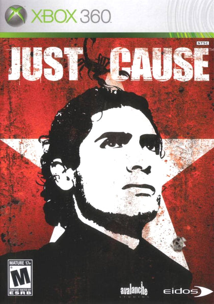 Just Cause - Microsoft Xbox 360 Game