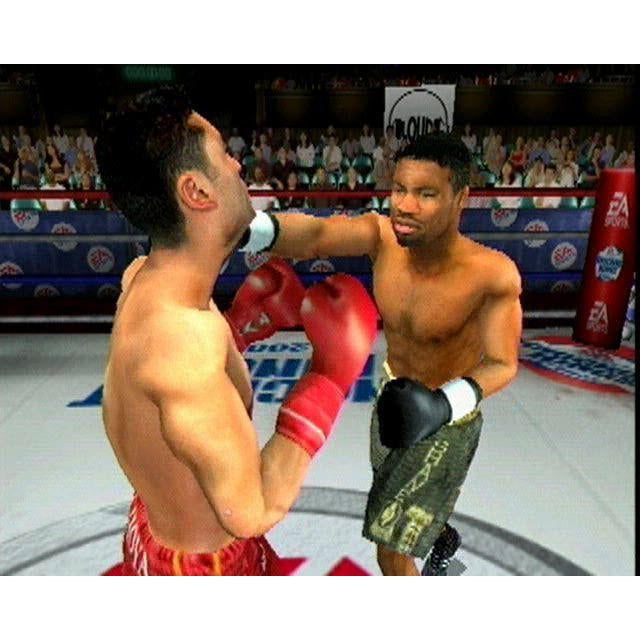 Knockout Kings 2001 - PlayStation 2 (PS2) Game Complete - YourGamingShop.com - Buy, Sell, Trade Video Games Online. 120 Day Warranty. Satisfaction Guaranteed.