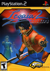 Legaia 2: Duel Saga - PlayStation 2 (PS2) Game