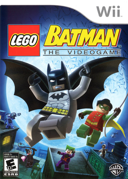 LEGO Batman: The Videogame - Nintendo Wii Game