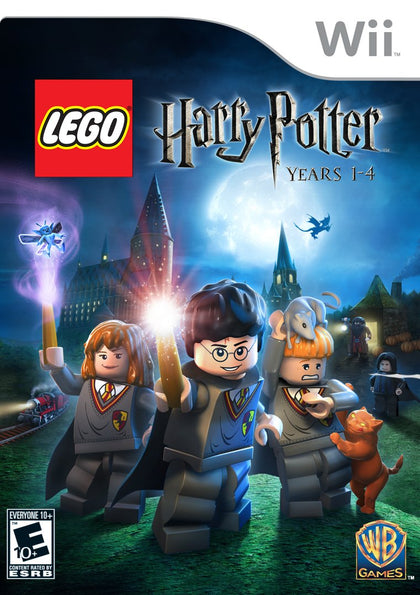 LEGO Harry Potter: Years 1-4 - Nintendo Wii Game