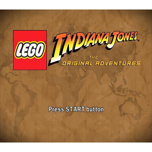LEGO Indiana Jones: The Original Adventures - PlayStation 2 (PS2) Game Complete - YourGamingShop.com - Buy, Sell, Trade Video Games Online. 120 Day Warranty. Satisfaction Guaranteed.