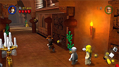 LEGO Indiana Jones: The Original Adventures - Wii Game