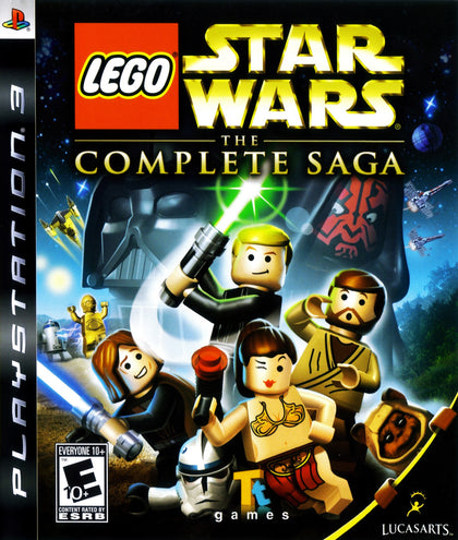 LEGO Star Wars: The Complete Saga - PlayStation 3 (PS3) Game