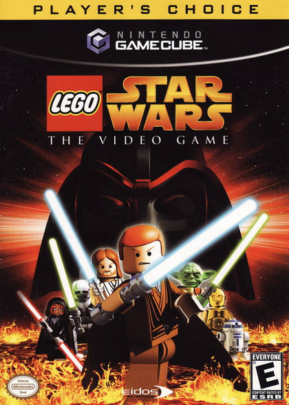 LEGO Star Wars: The Video Game - Nintendo GameCube Game